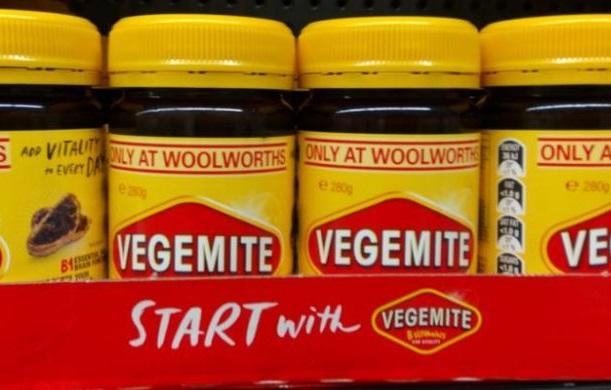 Vegemite, selai khas Australia