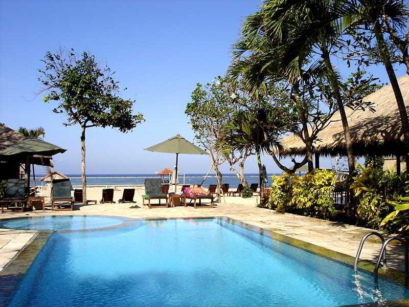 the benoa beach front villas