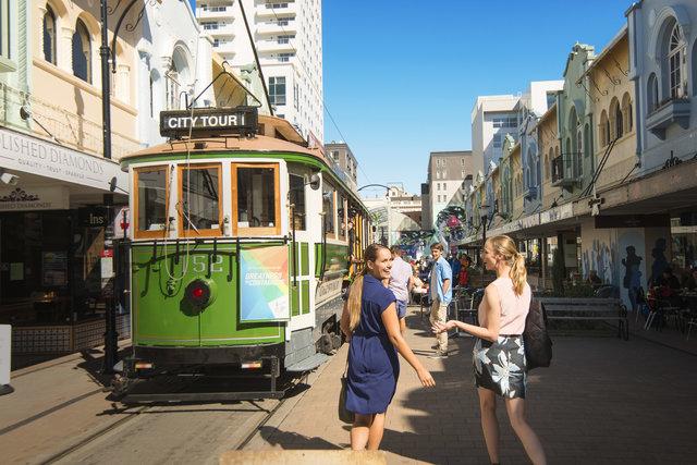 Newzealand.com By Christchurch and Canterbury Tourism