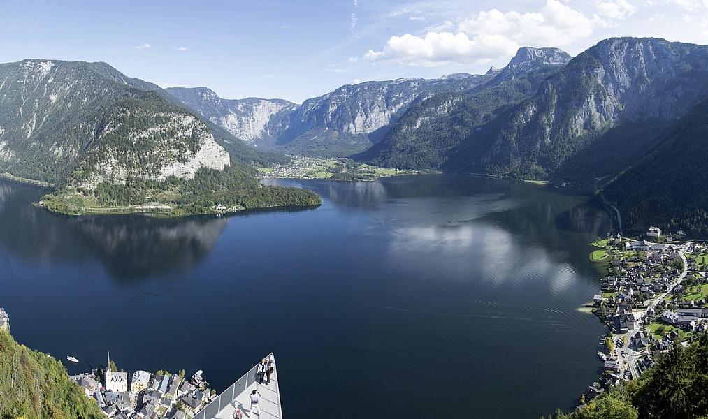 Danau Hallstatt