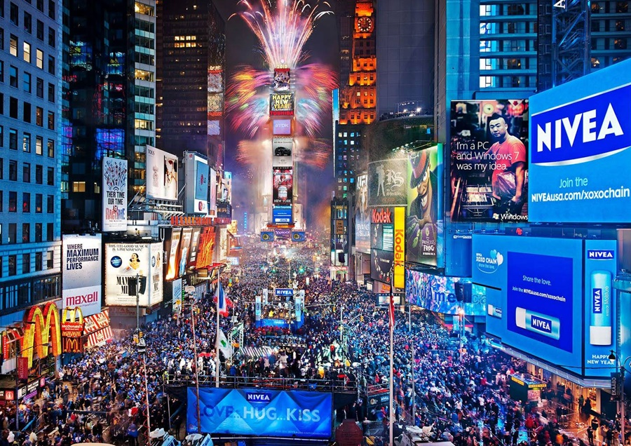 new york new year eve