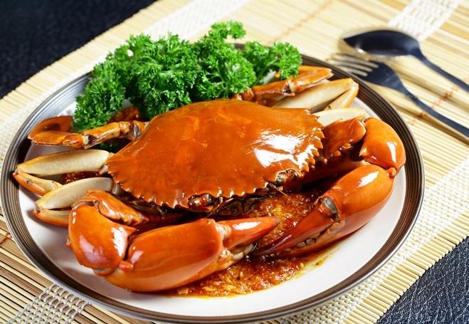 hele crab