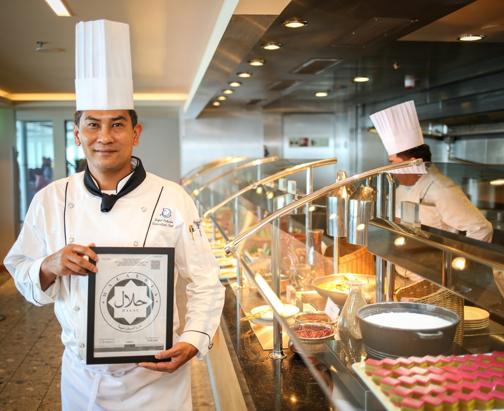 Chef Saifol Genting Dream