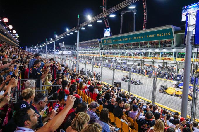 GP F1 Singapore