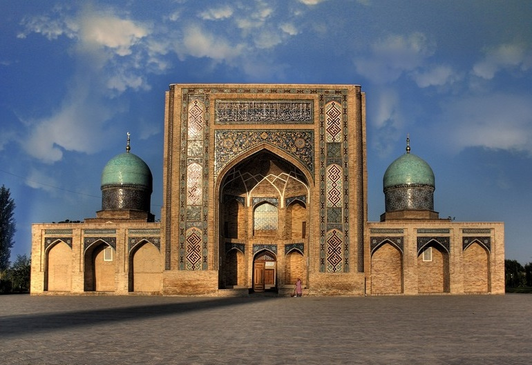 Khast Imam Complex Uzbekistan