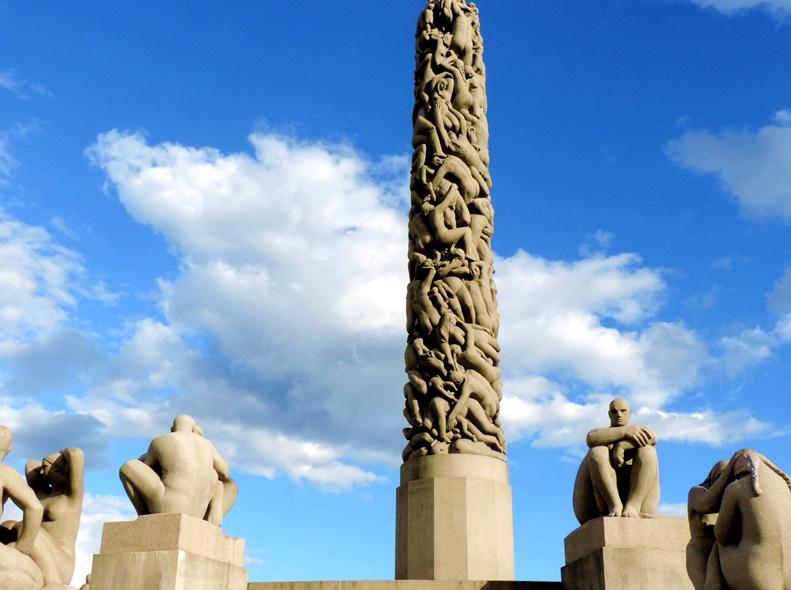 monolith vigeland