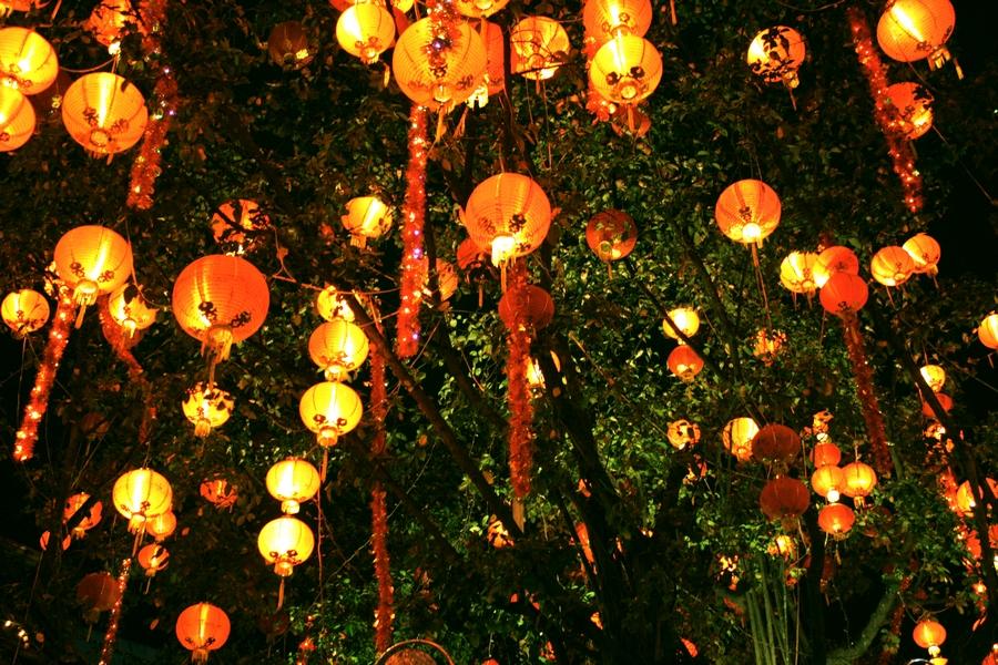 Festival Lampion Singkawang